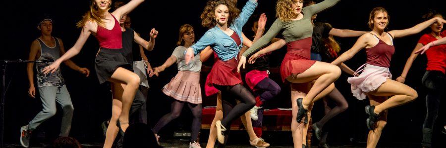 Große Feier mit Show-Feuerwerk: 5 Jahre Stageperform und 15 Jahre Bühnen-Know-how